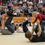 Mye kjekt for både store og små i Stavanger Turnforening